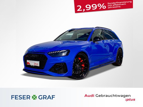 Audi RS4 Avant INDIVIDUALLACK