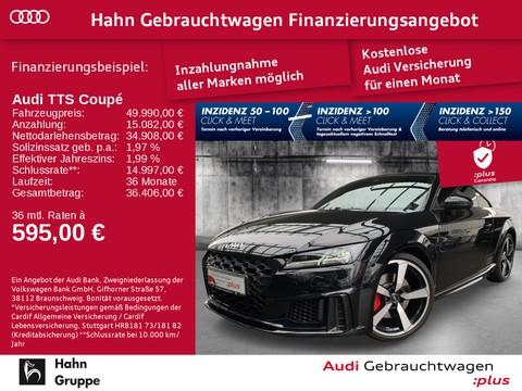 Audi TTS Coupé TFSI Competition