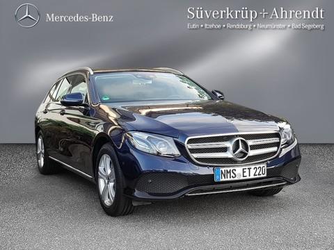 Mercedes E 220 d T Avantgarde Multib Spur-P