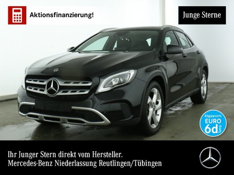 Mercedes-Benz GLA 180 Urban Laderaump