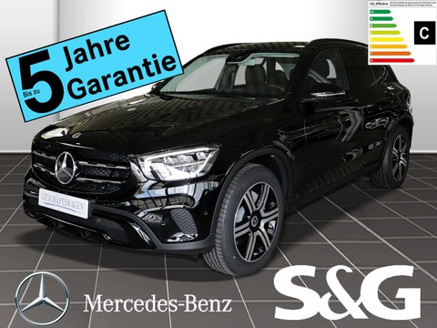 Mercedes-Benz GLC 200 Night MBUX Totwink Smartph