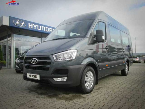 Hyundai H350 Cargo L3 Profi Glas-Paket