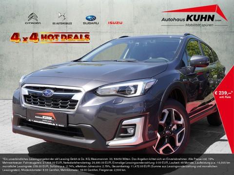 Subaru XV 2.0 e-Boxer ie Comfort Lineartronic