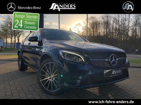 Mercedes-Benz GLC 250 d AMG Coupé Night eGSD