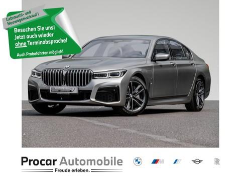 BMW 745 e MATTLACK MSPORT B&W-DIAMOND 19-ZOLL