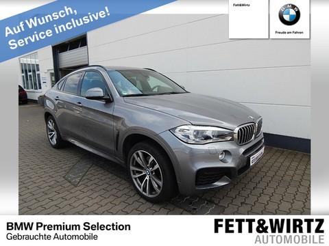 BMW X6 xDrive40d M Sport elGSD DrivingAssistent