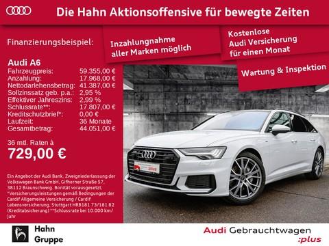 Audi A6 Avant 45TDI qua S-line EU6d