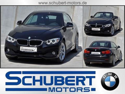 BMW 420 i Cabrio Automatik