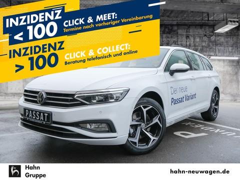 "Volkswagen Passat Variant ""BUSINESS"" IQ LIGHT FAHRERASSISTENZ PAKET PLUS SIDE"
