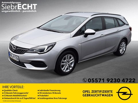 Opel Astra 1.2 K ST T Edition S S