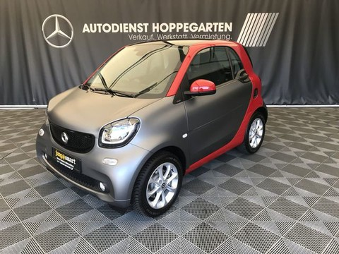 smart ForTwo Cool