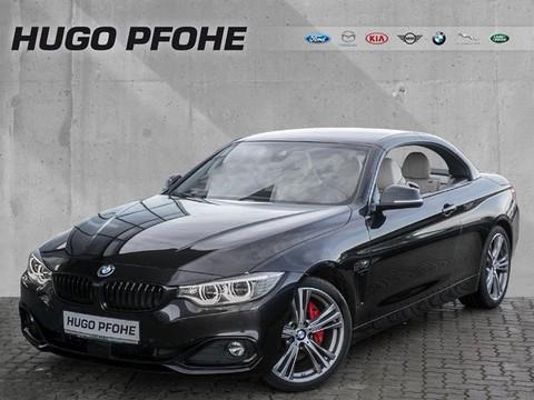 BMW 435 i Cabrio Sport Line