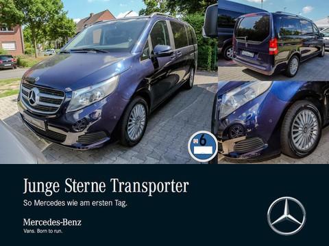 Mercedes V 220 d EDITION Lang Luxuskombi