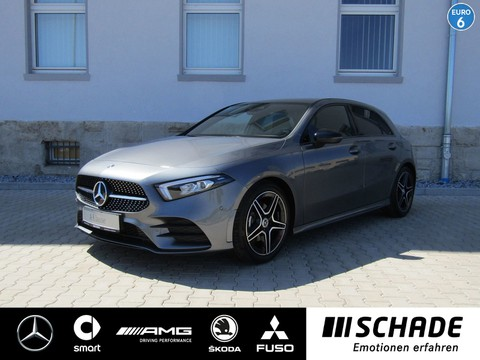 Mercedes A 200 AMG Line MBUX Augmented Reality