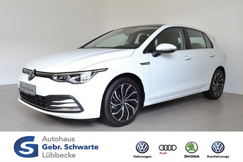 Volkswagen Golf 1.5 TSI VIII Life First Edition