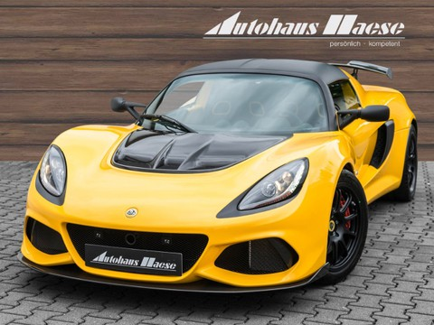 Lotus Exige Sport 410 SOLID YELLOW LOTUS HAESE