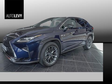 Lexus RX 450 h E-FOUR F-SPORT Audiosy