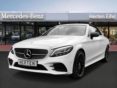 Mercedes-Benz C 200 AMG NIGHT BURMESTER