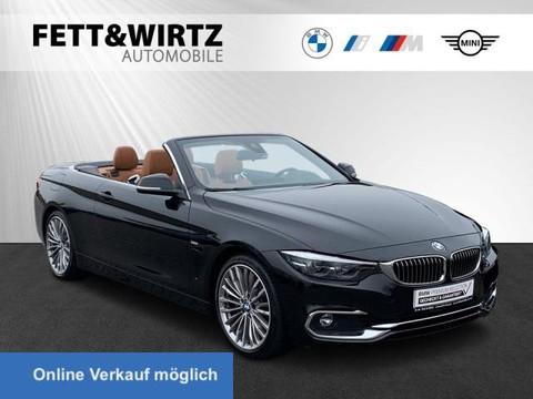 BMW 440 i Cabrio Luxury H K 19