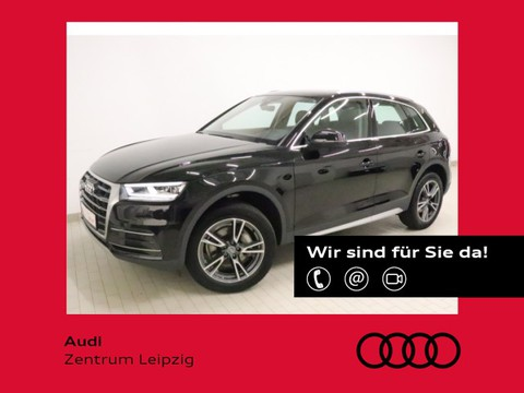 Audi Q5 2.0 TDI design quattro Audi phone box