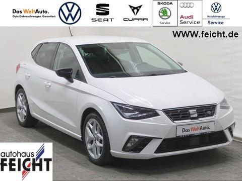 Seat Ibiza 1.0 TSI FR FRONT