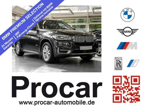 BMW X5 xDrive30d Komfortsitze TOP