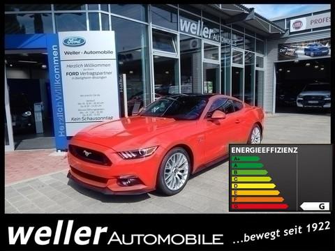 Ford Mustang 5.0 Ti-VCT GT V8 Automatik Kontrast--Schwarz