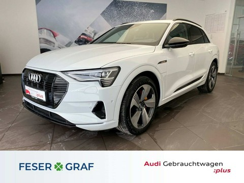 Audi e-tron 55 qu advanced - S line - - AMA