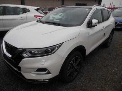 Nissan Qashqai 1.2 DIG-T N-Connecta Safety