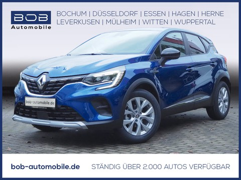Renault Captur EXPERIENCE Deluxe TCe 90