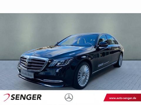 Mercedes-Benz S 350 d Lang Sitzbelüft