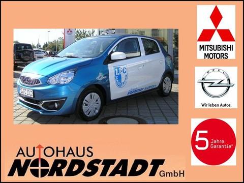 Mitsubishi Space Star 1 FC Magdeburg Edition