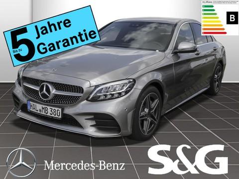 Mercedes-Benz C 180 AMG line R