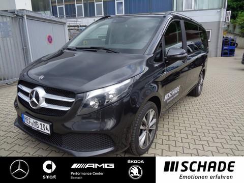 Mercedes-Benz V 220 EDITION LANG MBUX