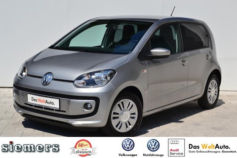 Volkswagen up 1.0 move up Maps&More