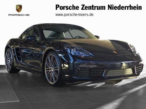 Porsche Cayman (718) S Sport Chrono