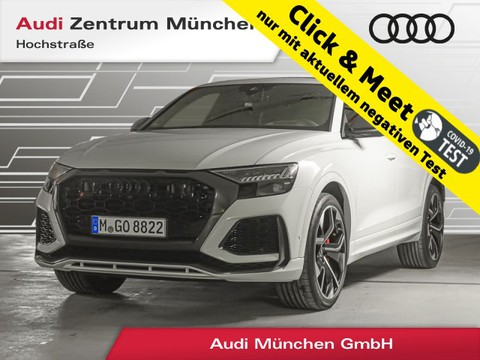 Audi RSQ8 Dynamik plus Sitzbel Massage