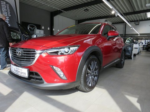 Mazda CX-3 150 AWD i-ELOOP Drive