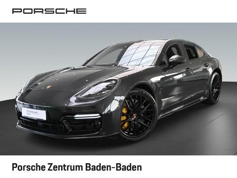 Porsche Panamera Turbo S E-Hybrid Burmester 21-Zoll