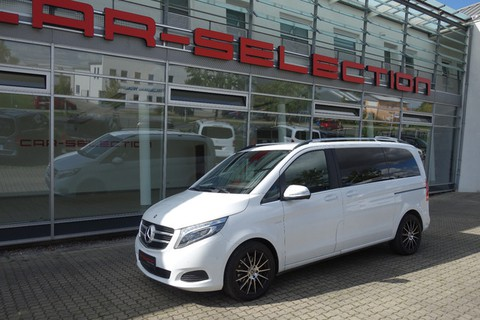 Mercedes-Benz V 250 Avantgarde Kompakt 2xsTÜREN 18