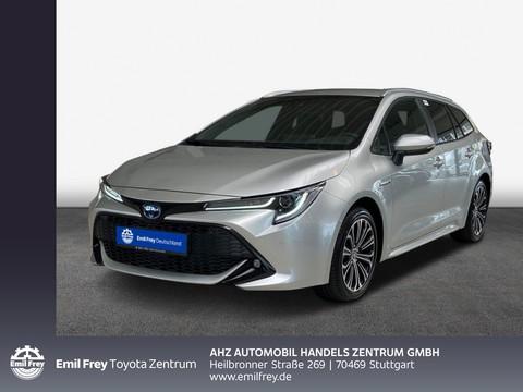 Toyota Corolla 2.0 Hybrid TS Team