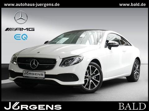 Mercedes-Benz E 200 Coupé Avantgarde 18