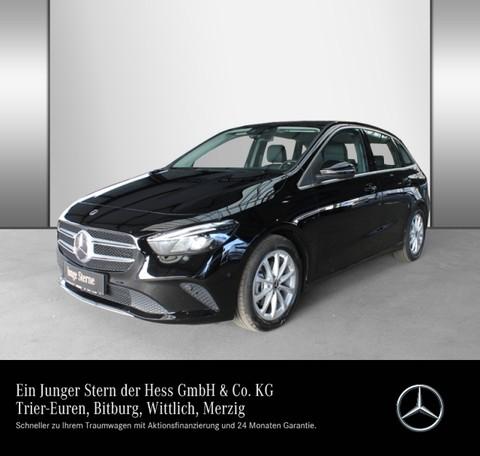 Mercedes-Benz B 200 d Progressive MBUX Augment eHeck
