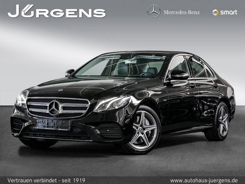 Mercedes-Benz E 350 e AMG-Sport Park-A 19