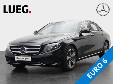 Mercedes E 350 d AVANTGARDE