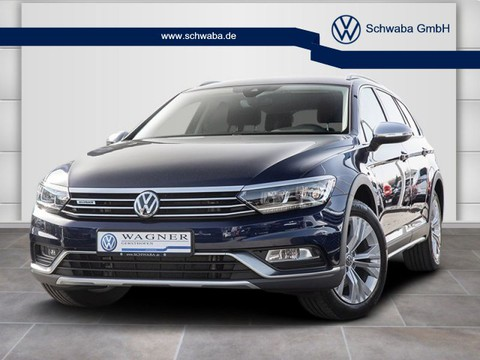 Volkswagen Passat Variant Alltrack TDI