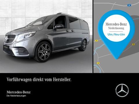 Mercedes-Benz V 300 d lang Edition AMG Night