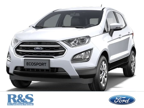 Ford EcoSport Cool&Connect