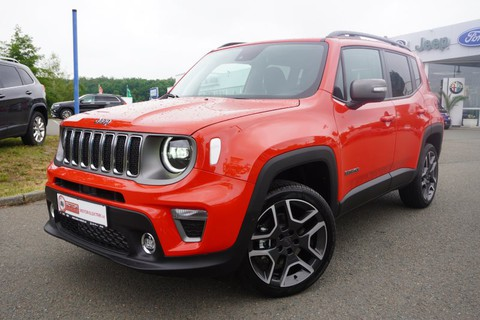 Jeep Renegade 2.0 Limited