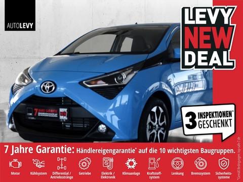Toyota Aygo Team Deutschland